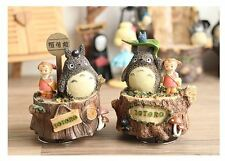 Resin Totoro Rotate Music Box -  Ideal for Gift ~ 2 Designs