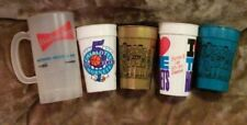 NBA Charlotte Hornets Drinking Cups and Mug 5 Piece Combo Lot