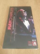 Ray Charles - Can Anyone Ask For More? (RARE 4 CD Book Set 2005) NEW & SEALED