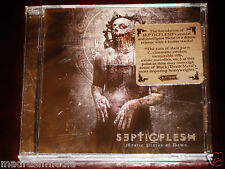 Septicflesh: Mystic Places Of Dawn / Temple Of The Lost Race CD 2013 Bonus NEW