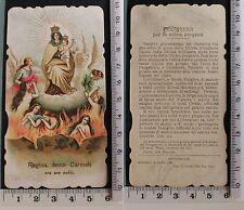 Regina, decor Carmeli ora pro nobis- Preghiera per le anime purganti- 10