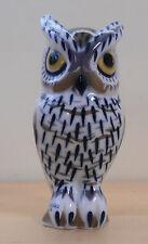 Sargadelos Porcelain Owl - Ear Owl - NEW