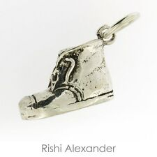 925 Sterling Silver Shoe Charm