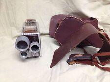 Vintage Kodak Movie Camera F 1.9 Brownie Turret 8 mm Wind-Up