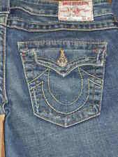 Women's TRUE RELIGION Joey Stretch Flare Jeans Size 28