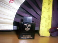 TSAR  EAU  TOILETTE By VAN CLEEF & ARPELS  7 ML FOR MEN Mini VINTAGE PERFUME