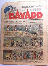 BAYARD n°50 du 13/12/1936; L'histoire de Joseph