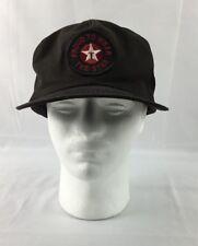 Texaco Vintage Snapback Truckers Hat Mens Proud to Wear the Star Cap NICE!