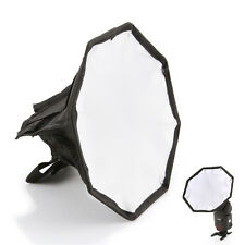 "20cm/8"" Octagon Photo Studio Strobe Flash Umbrella Softbox Diffuser Speedlight"