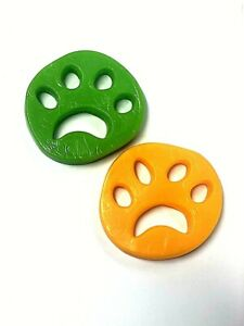 Pet Hair Remover for Laundry Washing Machine Cat Dog Fur Catcher Reusable Pair