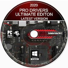 2020 Windows Drivers Auto Installer - Recovery Restore Repair Update New PC DVD