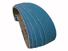 """2"""" x 36"""" Sanding Belt 40 Grit Alumium Zirconium  (5 Pack) for MultiTool  MT362"""