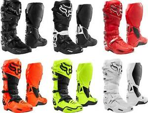 Fox Racing Instinct Boots - MX Motocross Dirt Bike Off-Road ATV Mens Gear