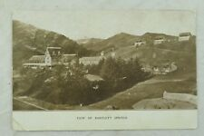 View of Bartlett Springs Vintage Postcard P45