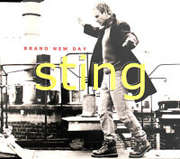Sting Maxi CD Brand New Day - Promo - Europe (M/VG+)