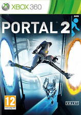 Portal 2 game - Xbox 360 Very Good - 1st Class Delivery