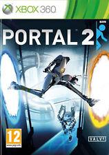 Portal 2 Juego De Xbox 360 muy buen - 1st Class Delivery