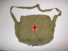 b4728 Original Vietnam North Vietnamese Viet Cong Medical Bag