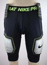 NEW Nike Pro Combat Hyperstrong Drr-Fit Compression Padded Football Shorts Sz L