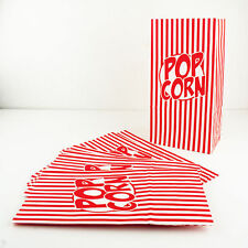 10 Popcorn Boxes Movie Film Hollywood Birthday Party Home Cinema Paper Bags Fun