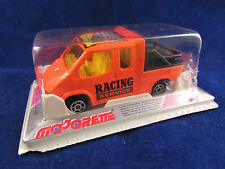 Vintage Majorette - Depanneuse - Ford Transit  Racing Service - 295 - Brand New