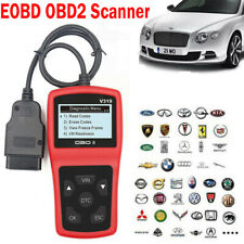 Automotive OBD2 EOBD Code Reader Scanner Car Diagnostic Engine Fault Check Tool