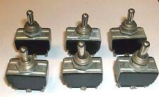 Cutler Hammer Toggle Switch 6A 125V 3A 250V 2 Pole Off On 3 Position Center Off