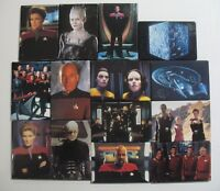 Star Trek MAGNET LOT TNG VOY Next Generation