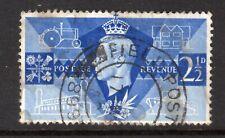 GB = ARMY POSTMARK - G6 era. `FIELD POST OFFICE (899)` 1946 Thick Arcs. (0198)