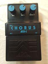 Aria ACH-1 Stereo Analog Chorus Rare Vintage Guitar Effect Pedal MIJ Japan