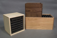 Geek Chic Gaming Table Leaf Block for Storing Leaves, Small Maple