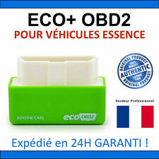 ECO+ OBD - Véhicules ESSENCE - Programmation Auto - FLEXFUEL BIO ETHANOL E85
