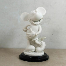 "Giuseppe Armani Figurine, Walt Disney Mickey Mouse in White, 4.5""H -No Box"
