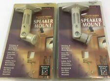 2xSoundGear Satellite Series speaker mount SATS-W Ceiling or Wall NOS