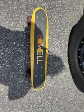 Vintage Howell Skateboard Power Paw
