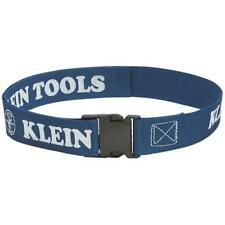 Klein Tools 5204 Lightweight Utility Belt-Blue