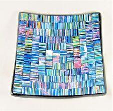 Mosaic Plates Serving or Decorative Dish Home Decor C10