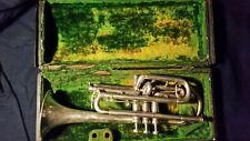 Very rare Couesnons Bb-A cornet. Rarissima cornetta Sib-La Couesnons 1924