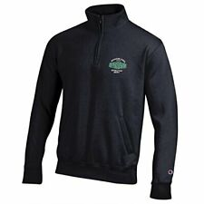 NCAA Champion Michigan State Spartans Men's All-Around Fleece 1/4 Zip Jacket L