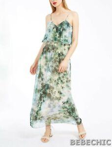 Size 12 US 46 IT 14 GB SILK /& COTTON Blend Dress S/' MAX MARA 42 DE