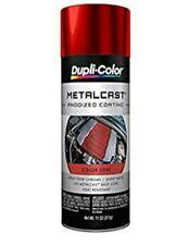Hot Red Anodized High Heat Coating Engine Enamel Brake Caliper Rotor Paint Spray