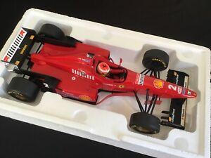1/12 Ferrari F 310/2 Eddie Irvine. Paul's Model Art. Boxed.