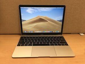 "Apple MacBook 12"" 1.1 GHz Intel core M, 8GB Ram, 256GB SSD, Year 2015 (M4)"