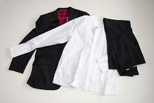 FANTASTIC mens 'PIERRE CARDIN' SUIT size 42 JACKET 36R TROUSER (With shirt)