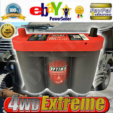 OPTIMA RED TOP BATTERY 6 VOLT NEW AGM JEEP WILLYS VINTAGE BIG POWER OPT6V