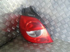 Feu arrière gauche - RENAULT Clio III (3) phase 2 de 03/2009 à 12/2014