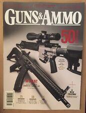 Guns & Ammo 50 State Legal Mutant Steiner T5Xi 3-15x50 Feb 2015 FREE SHIPPING!