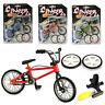 Bicycle alloy bracket finger skateboard Toy Set BMX BOYS TOY CREATIVE GAME