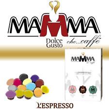 100 CAPSULE COMPATIBILI DOLCEGUSTO MAMMA CHE CAFFÈ