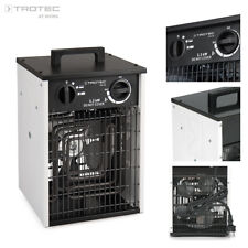 TROTEC TDS 20 electric heater, electric heating unit, fan heater 3,3 kW